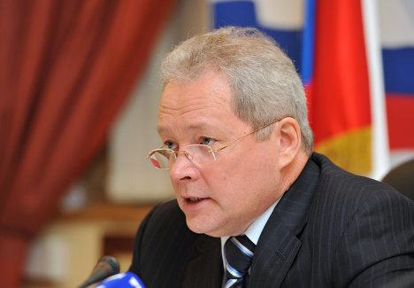 Министр регионального развития РФ Виктор Басаргин