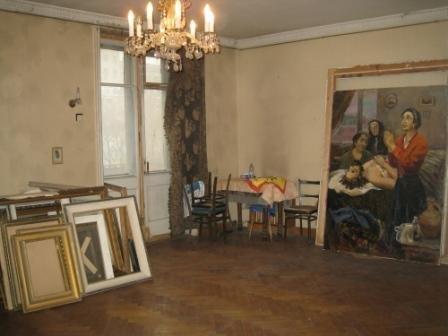 Квартира известного советского художника Аркадия Налбандяна