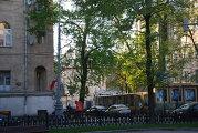 Место, где находилось поместье дворянина Осташевского