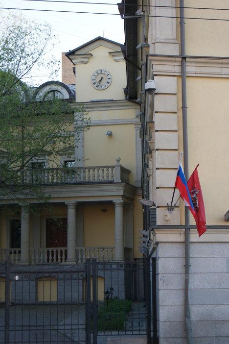 Верхняя Радищевская улица в Москве