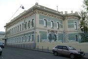 Рюмин переулок, прилегающий к Верхней Радищевской: особняк Беляева