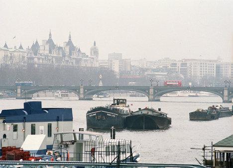 Вид Лондона