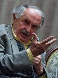 Встреча с итальянским поэтом, сценаристом и философом Тонино Гуэррой в Москвеп