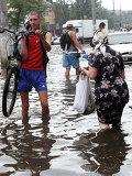 Последствия ливня в Одессе