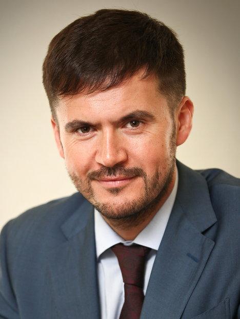 Заместитель председателя правления Нордеа Банка Андрей Мальцев