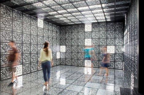 Российский павильон на архитектурной биеннале в Венеции