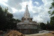 Храм в честь святого благоверного князя Дмитрия Донского в Северном Медведкове в Москве