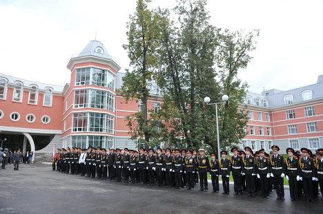 Первый московский кадетский корпус в Москве