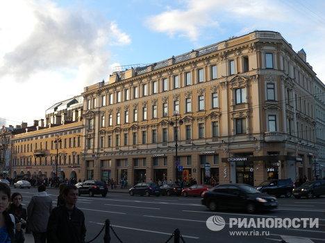 Торговый комплекс Невский центр в Петербурге