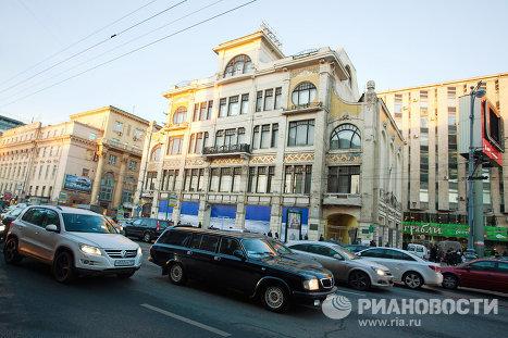 Тверская улица, Дом Сытина