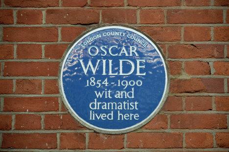 Дом писателя Оскара Уайльда в Лондоне