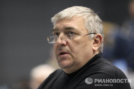 Начальник Московского метро Дмитрий Гаев