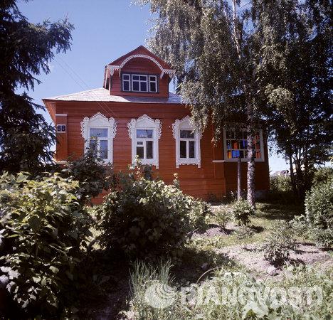 дача загородный дом