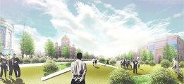 Каким архитекторы видят музейный кластер у стен Кремля в Москве