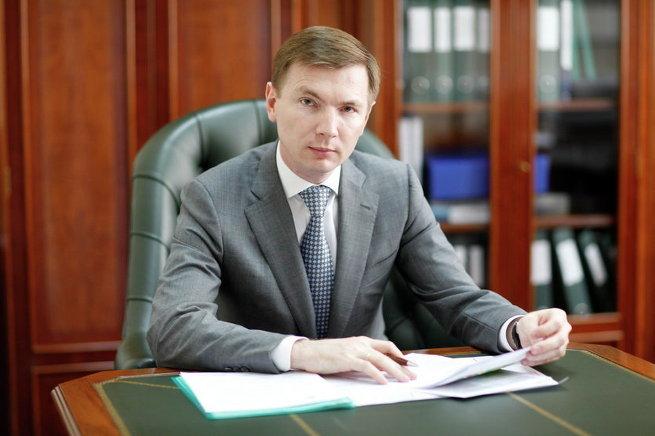Замглавы Госстроя Андрей Шишкин