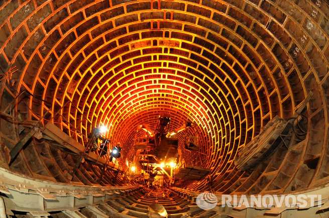 Строительство метро в Челябинске