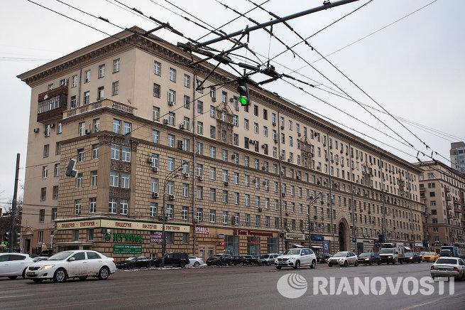 Ленинский проспект, 11