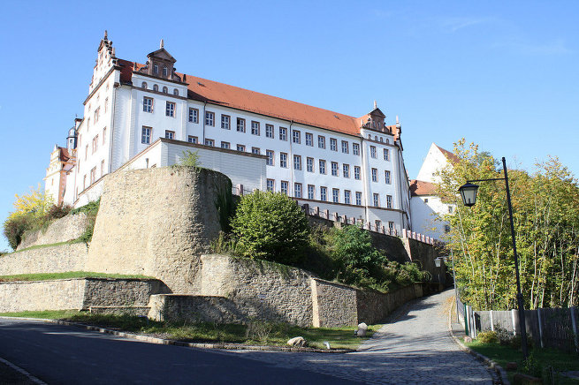 Замок Колдиц