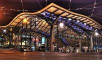 Австралийский вокзал Южный крест в Мельбурне