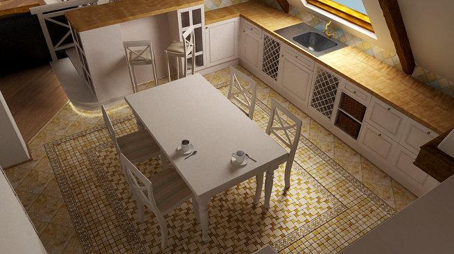 как оформить квартиру в стиле прованс