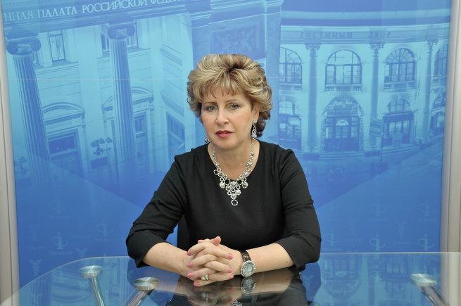 Декан факультета экономики недвижимости РАНХиГС Елена Иванкина