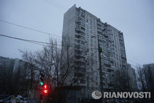 Новосущевская улица 37, корп. 4