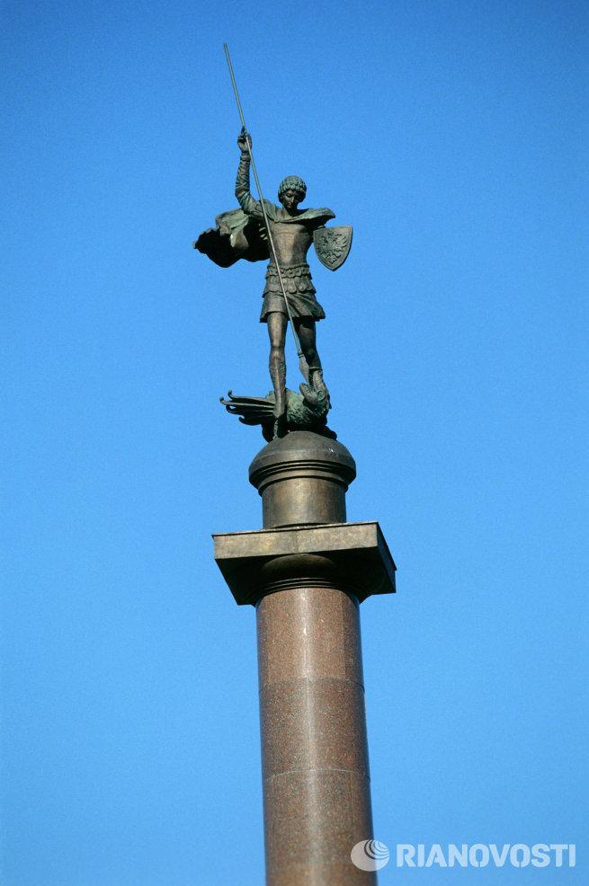 Памятник Погибшим милиционерам