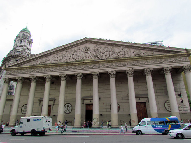 7 самых удивительных строений Буэнос-Айреса