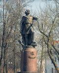 Памятник Петру I в Измайлово