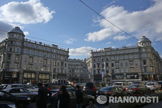 Доходный дом Первого Российского страхового общества на Кузнецком мосту