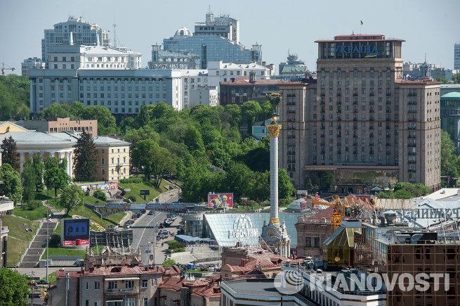 Города мира. Киев