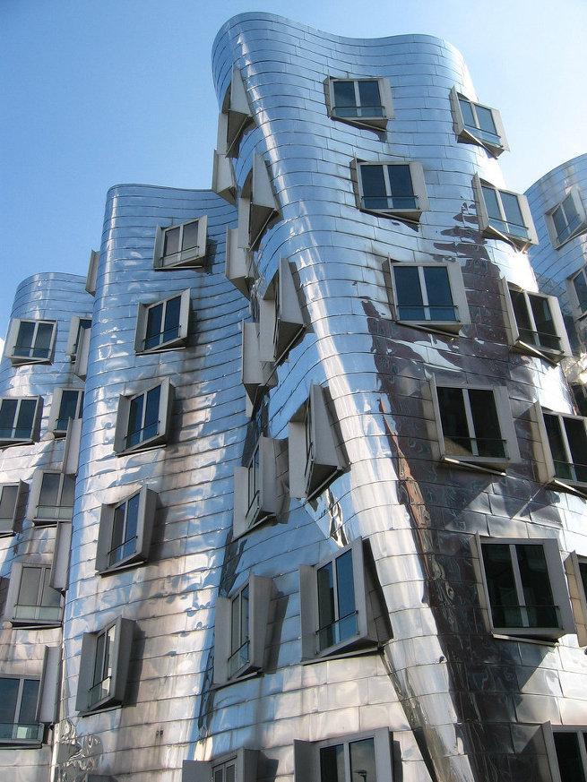 Строения Гери в Дюссельдорфе