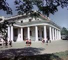 Дом пионеров на Приморском бульваре