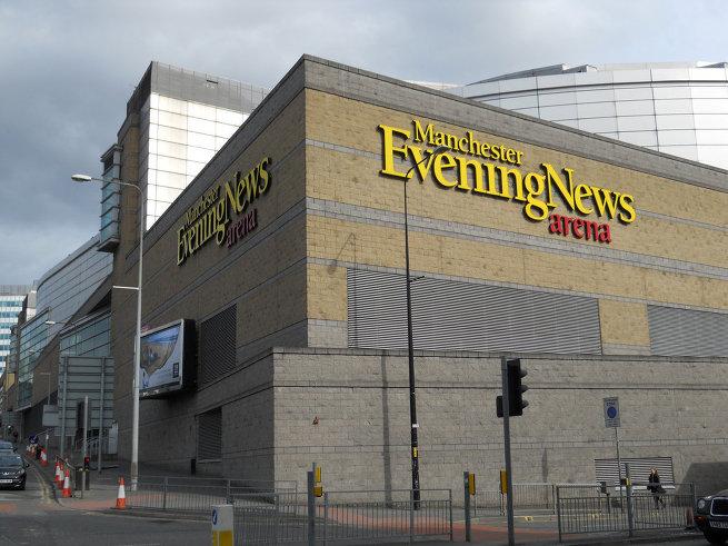 Манчестер арена