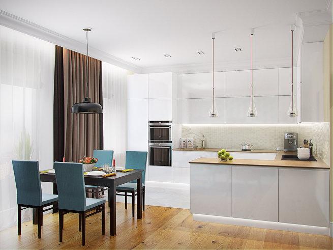 Как оформить квартиру в стиле минимализма