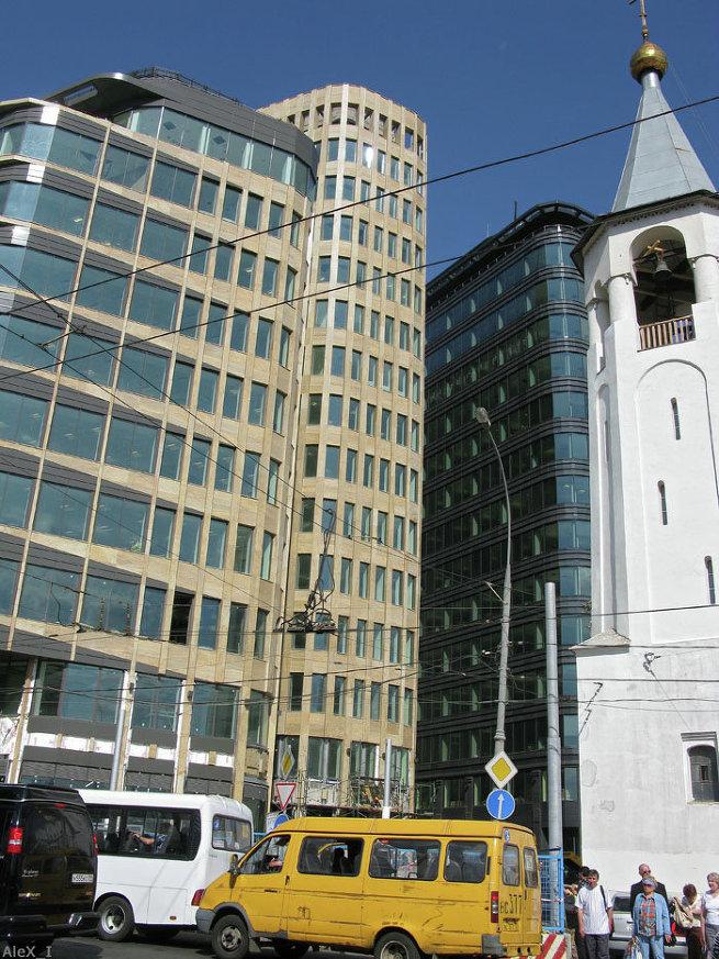 Другой силуэт: 5 кардинально изменившихся исторических панорам Москвы