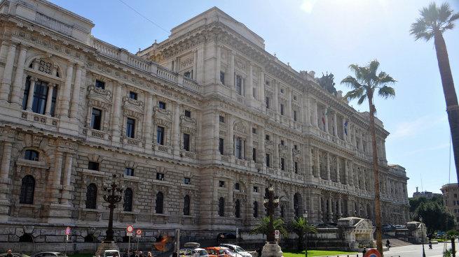 Дворец правосудия в Риме