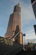 Небоскреб Меркурий Сити признан самым высоким зданием Европы
