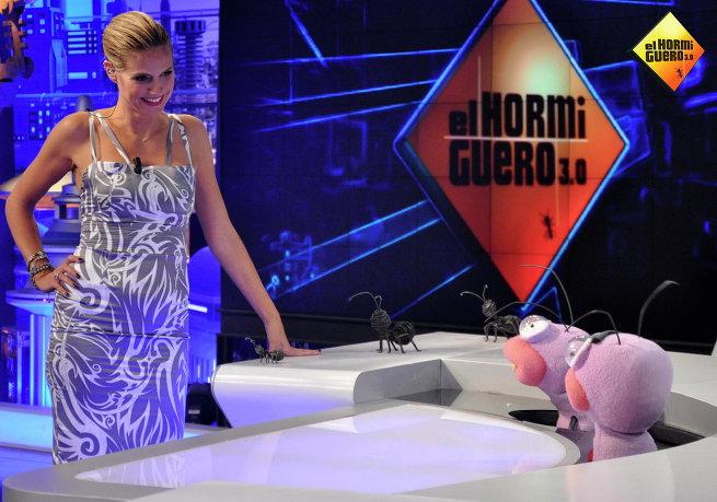 Актриса Хайди Клум