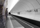 Проект станции метро Бутырская