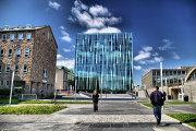 Библиотека Университета Aberdeen