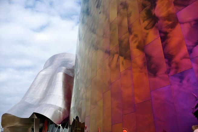 Музей музыки и научной фантастики