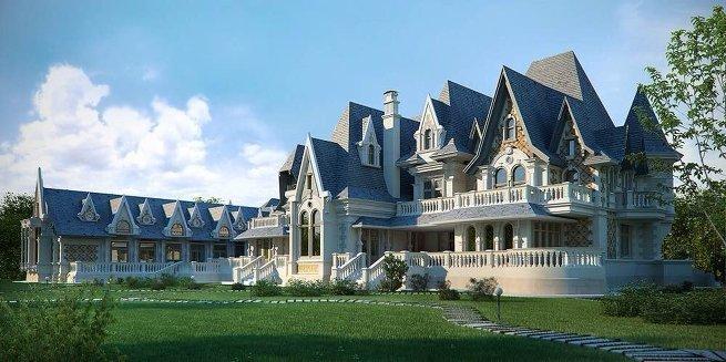 Облицовка налицо: как выразительно отделать фасад загородного дома