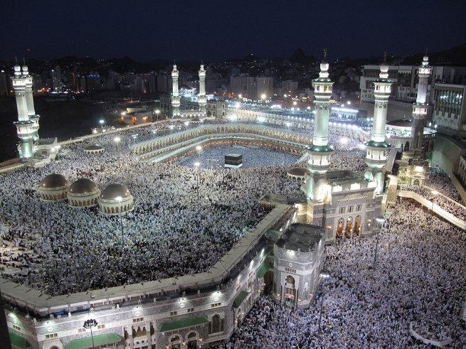 Запретная мечеть, мечеть Аль-Харам