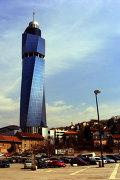 Аваз Твист в Сараево