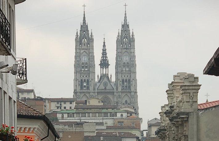 Исторический центр Кито