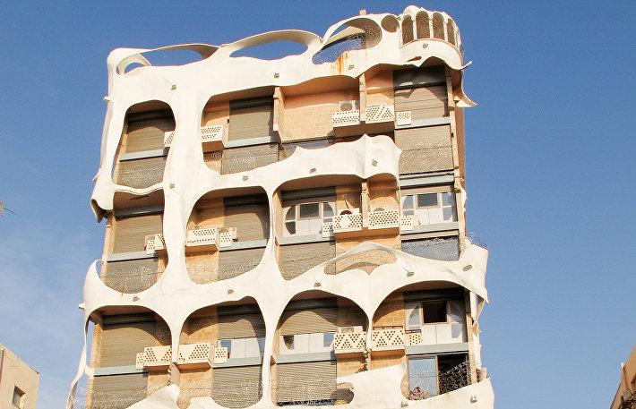 Сумасшедший дом в Тель-Авиве
