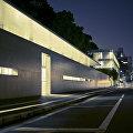 Новый корпус Токийского университета Fukutake
