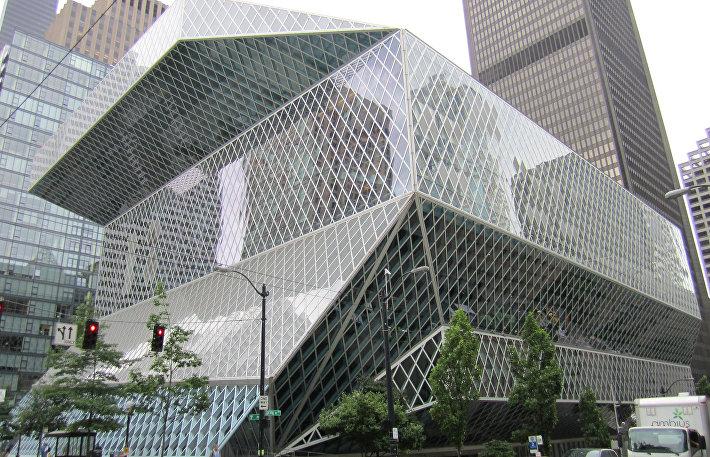 Городская библиотека Сиэтла