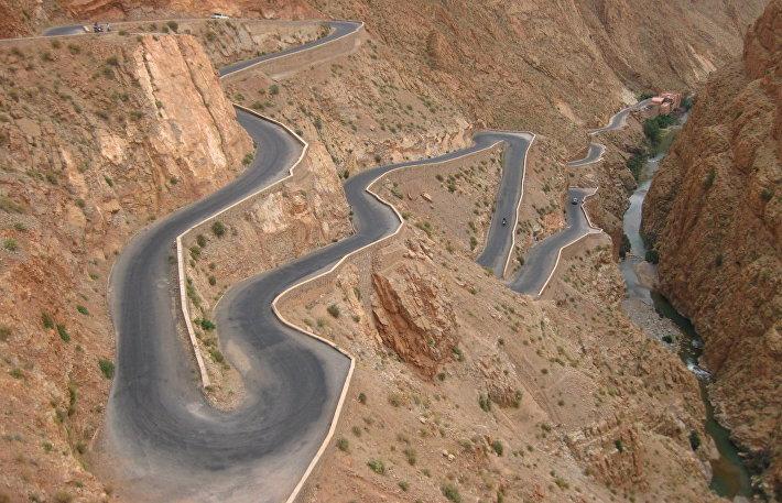 Dadès Gorges, Марокко